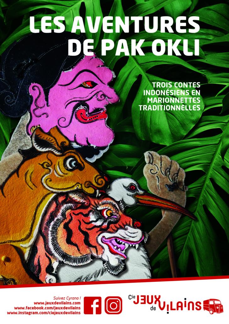 les aventures de pak okli