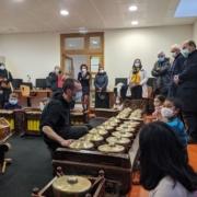 ambassade indonésie ateliers gamelan