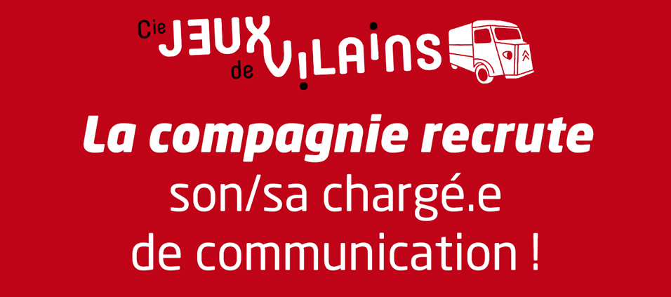 offre emploi chargé de communication