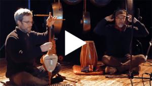 visionner les coulisses de l'enregistrement du Râmâyana